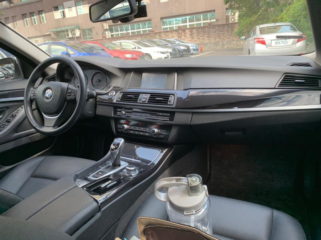 霸氣又大氣 2014 BMW 528i