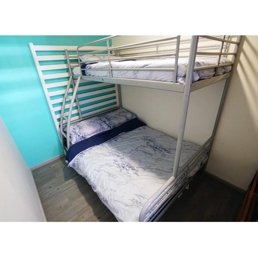 佐敦站 第3間臥室 Bedroom 3 Near Jordan MTR