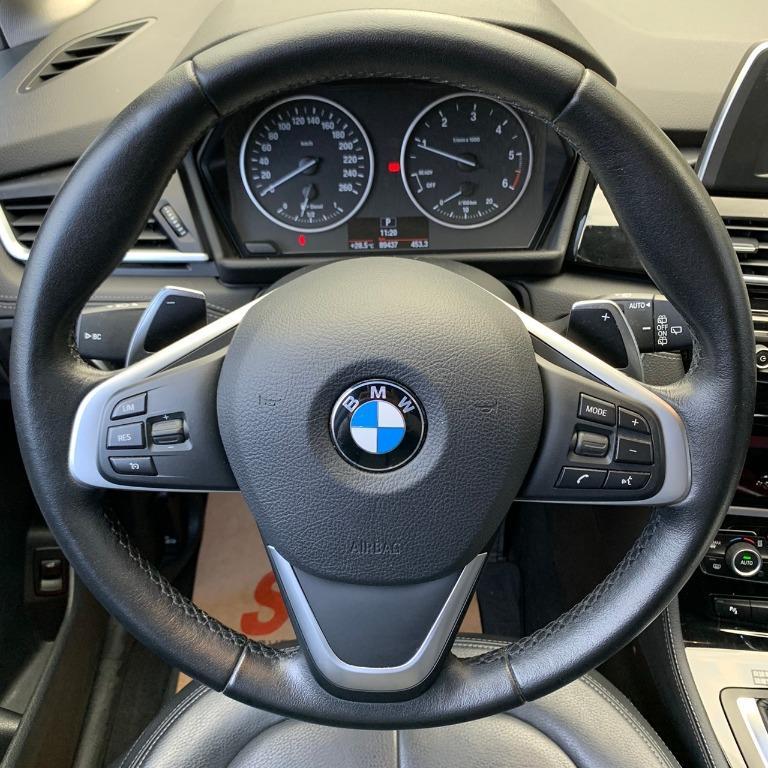 寶馬 BMW - 218 2.0d 一手車 原鈑件 里程保證 實車實價 拒絕泡水車事故車 非自售