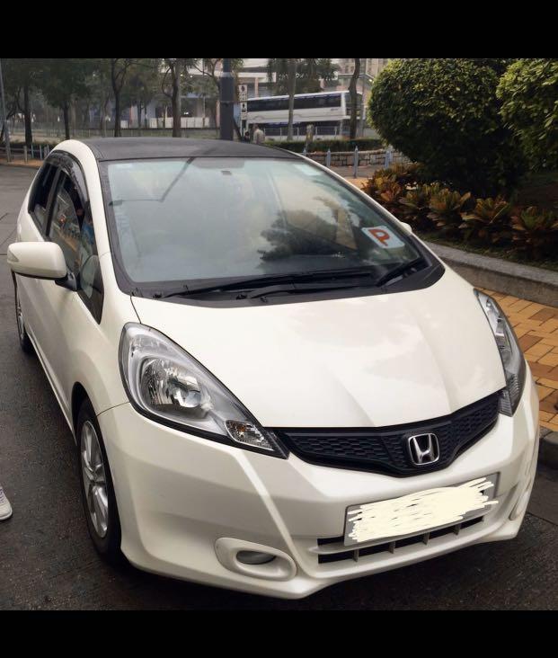 租車 HONDA JAZZ 2012  auto