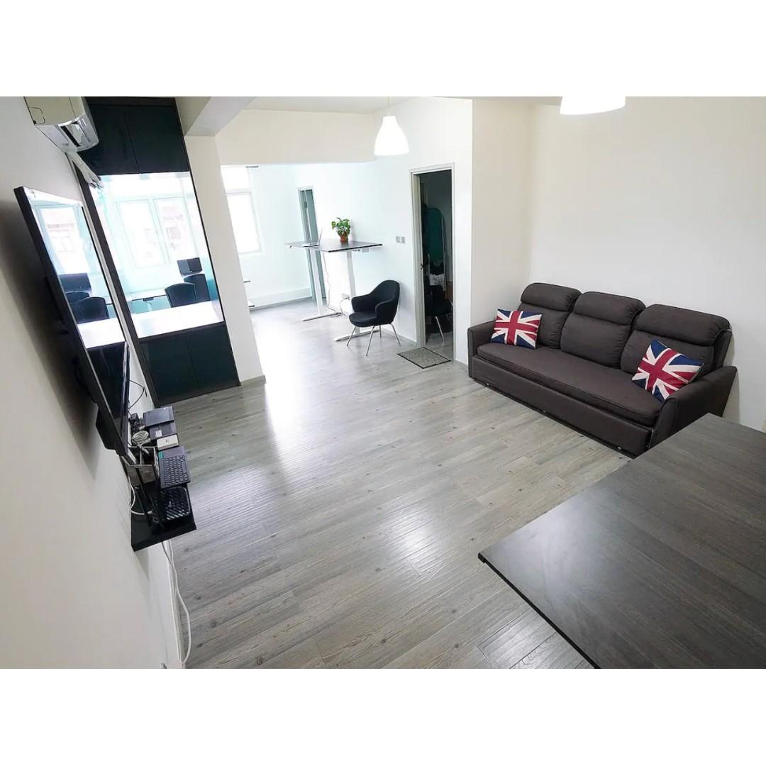 佐敦站巨大三間臥室 Huge 3 Bedroom Near Jordan MTR