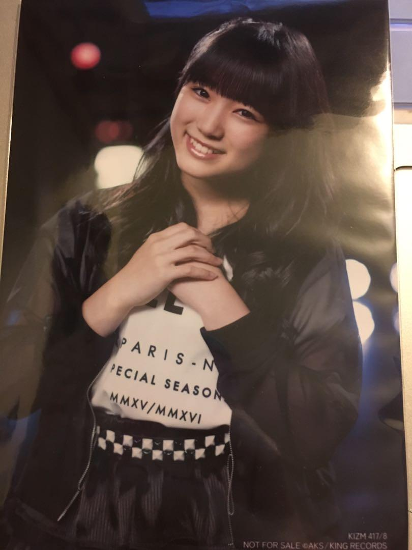 矢吹奈子 IZ*ONE HKT48 AKB48 生寫