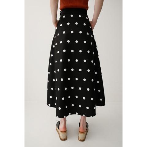 [二手|免運]日本正品 Moussy 波點長裙