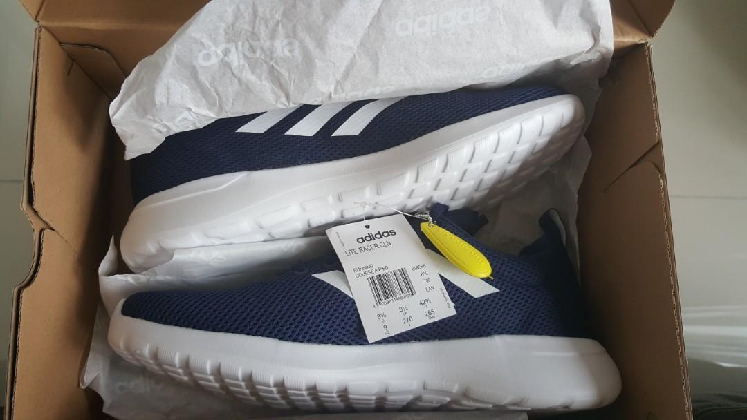 Adidas lite racer CLN Man running shoes