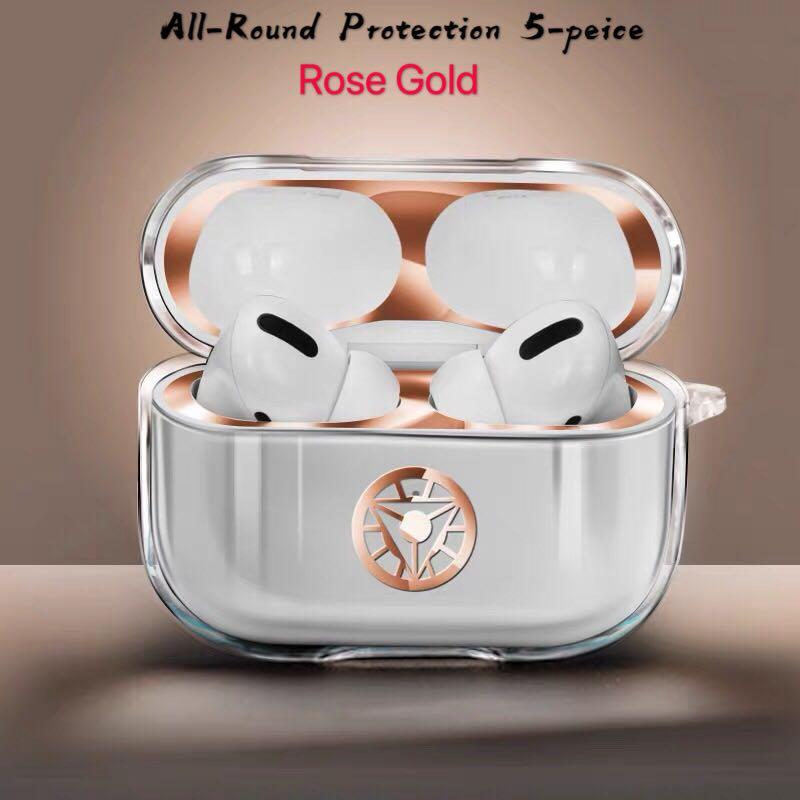 Airpods Pro Casing With Accessories