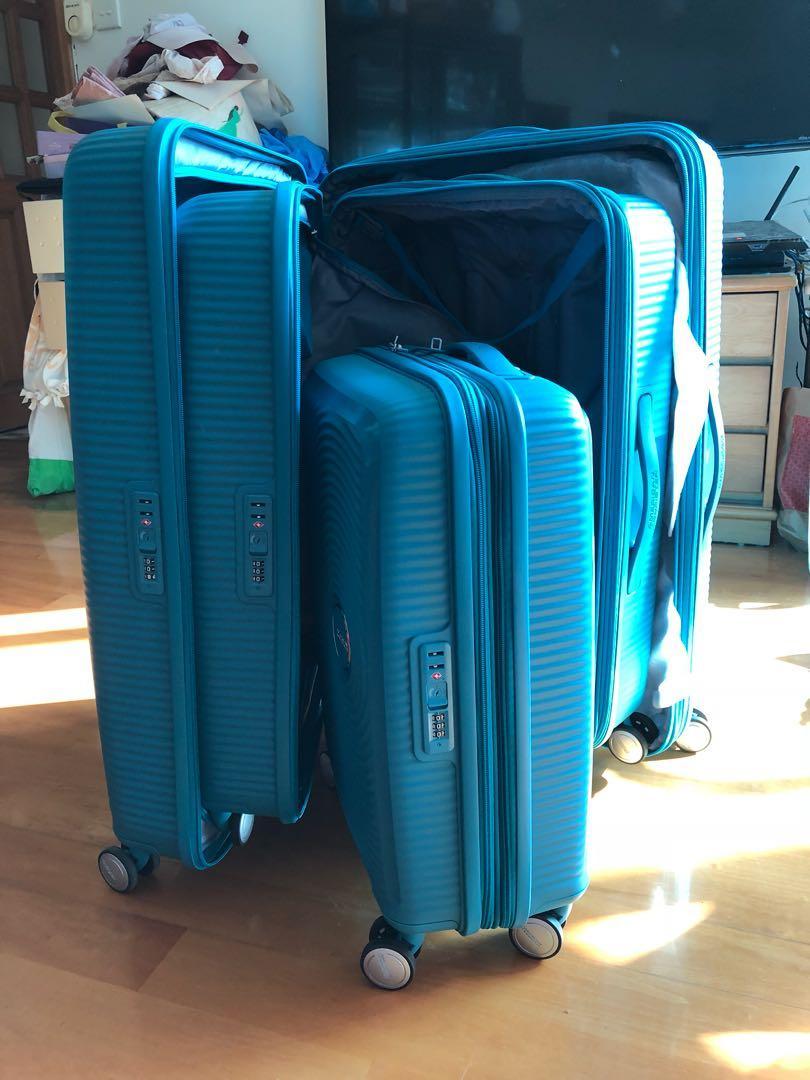 American Tourister 大中小 行李箱 三合一