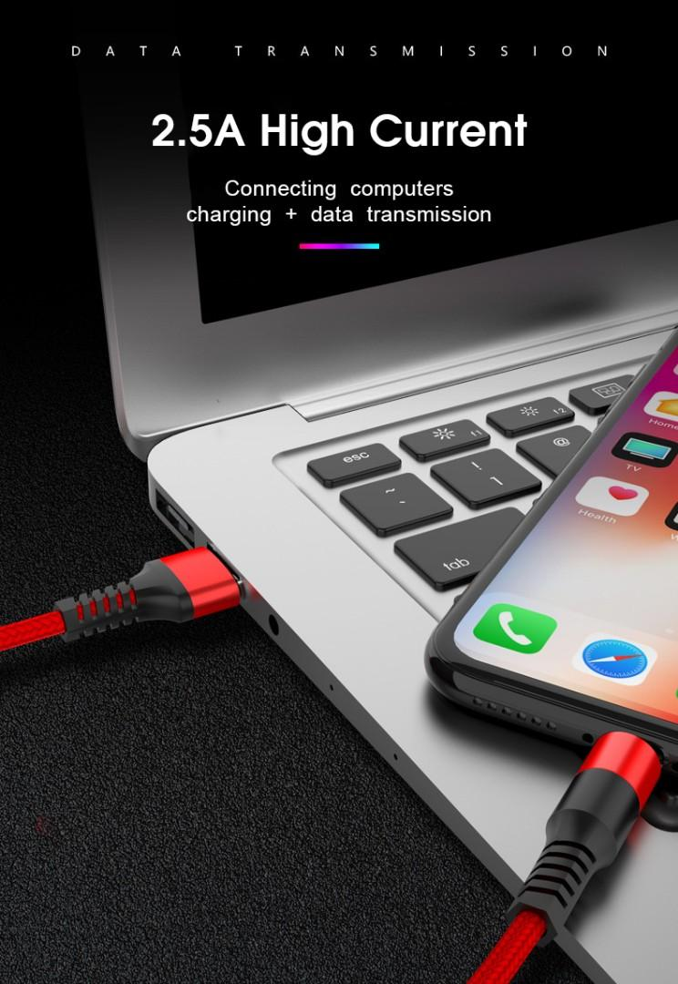 Android data cable Applicable to Android, Type c