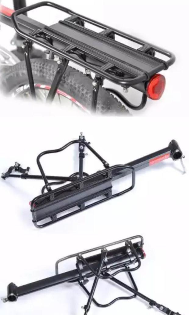 Bicycle Rear Rack - Brand New