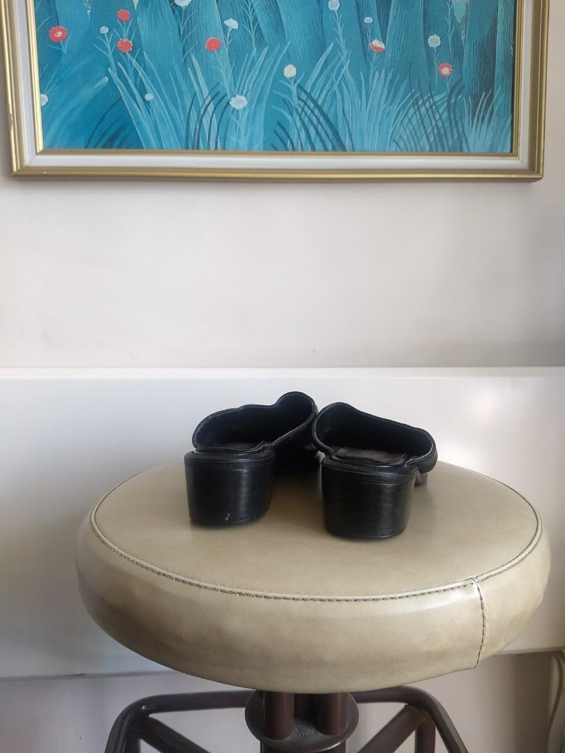 Black Leather Tony Biancos