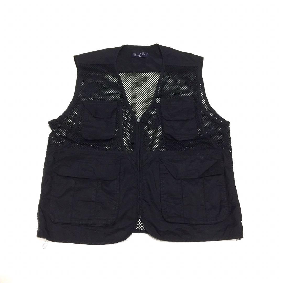 Blast vest
