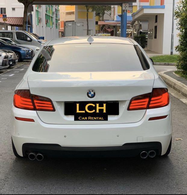 BMW 5 Series M-Sports Sunroof *Wedding Car*