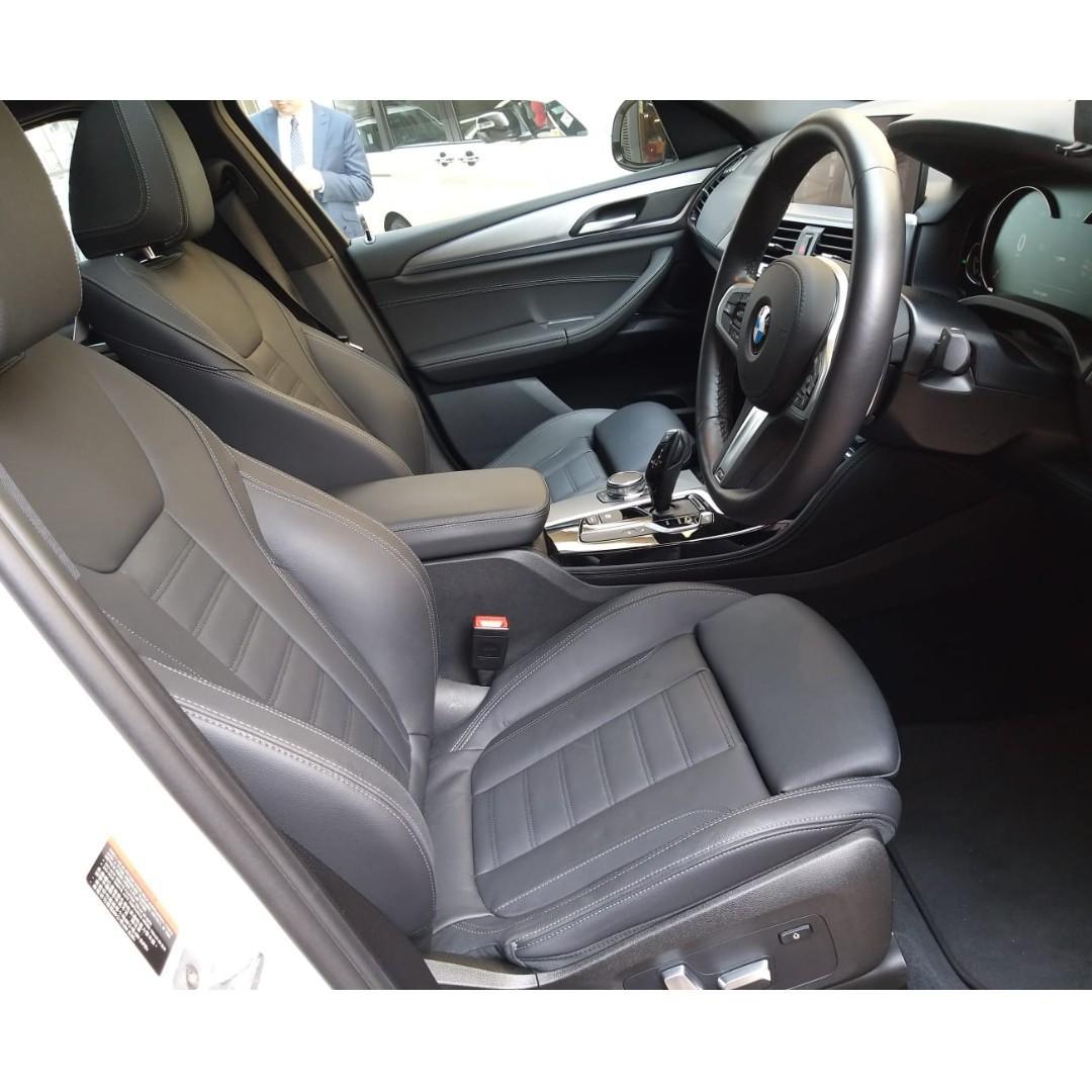 BMW X4 xDrive30i 2018