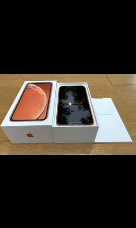 Brand New Apple iPhone Xr 128/256 GB Factory Unlocked