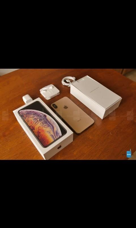 Brand New Apple iPhone Xs max 256/512 GB Factory Unlocked