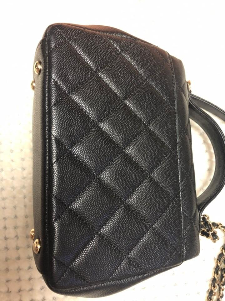 Chanel Business Affinity bag  Black (small)