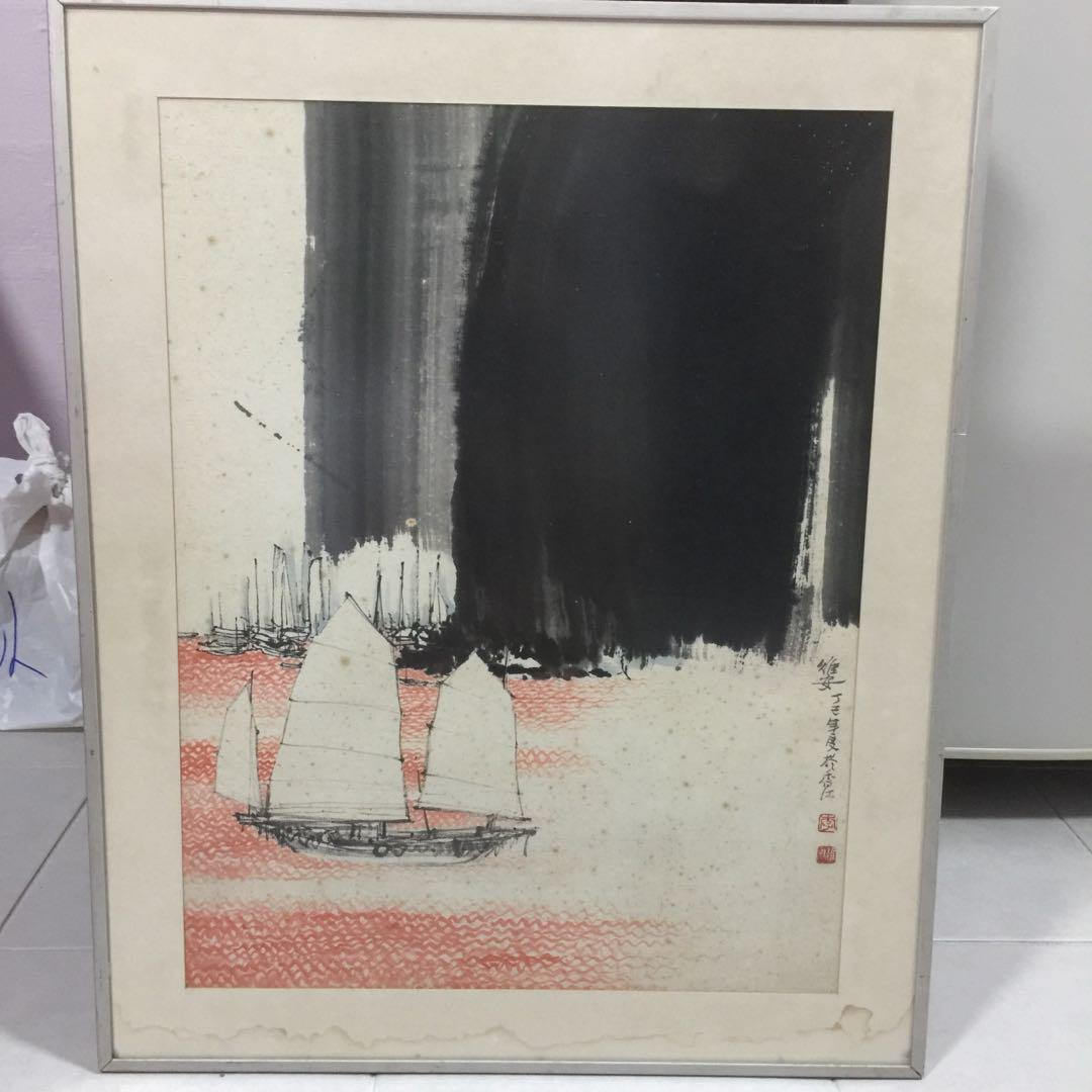 Chinese Painting (李维安)