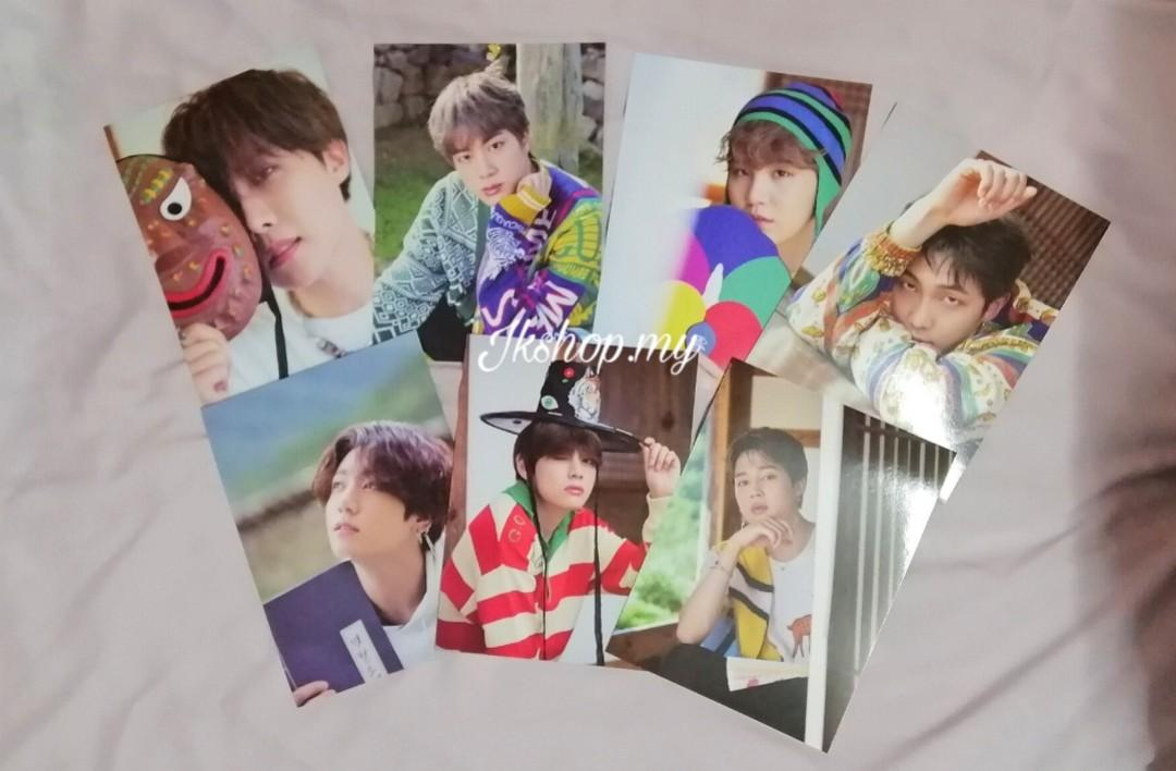 🎉CLEARANCE SALE🎉 BTS SUMMER PACKAGE 2019 / X1 OFFICIAL PHOTOCARD (Loose Items)
