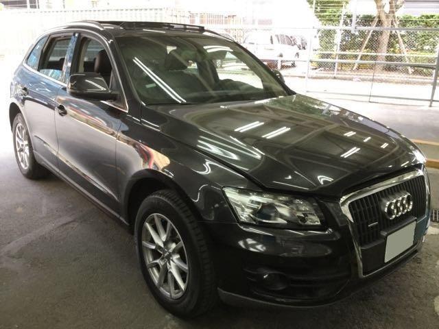 【高CP值優質車】2010年 AUDI Q5 2.0 TFSI Quattro【經第三方認證】【車況立約保證】