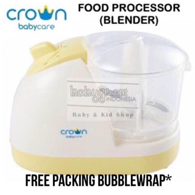 Crown Food Processor CR-3038 / Blender makanan 2