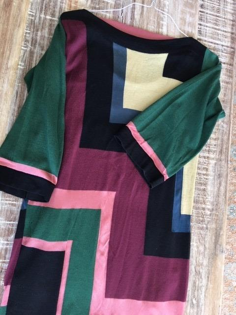 Designer (Missoni) Sweater (Merino Wool) Dress on Sale!!