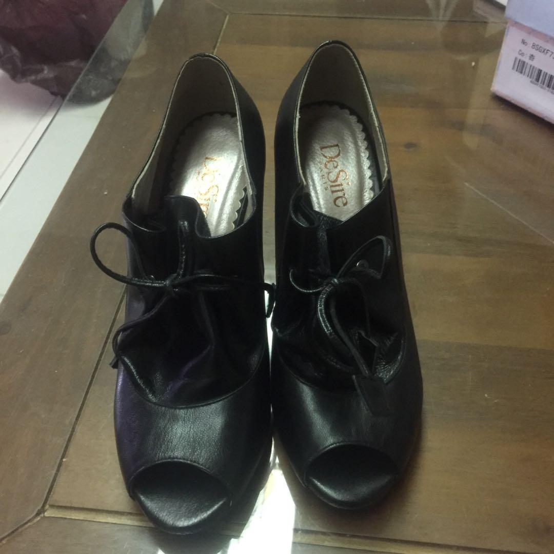 Desire露趾高跟鞋