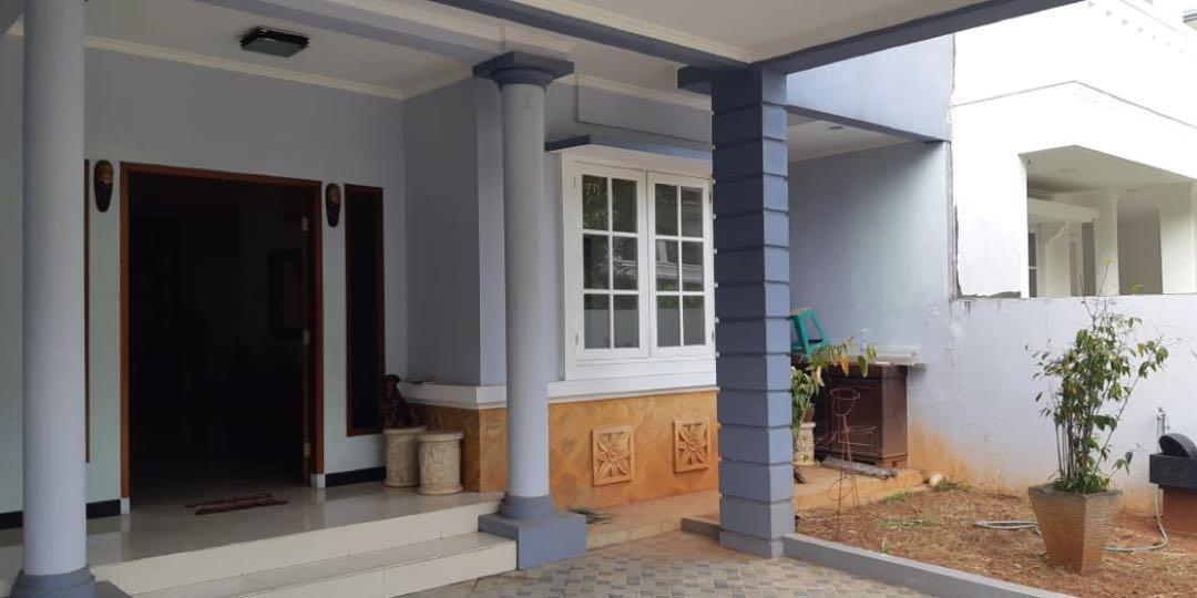 Di jual. Rumah di Legenda Wisata cibubur siap huni, full renovated