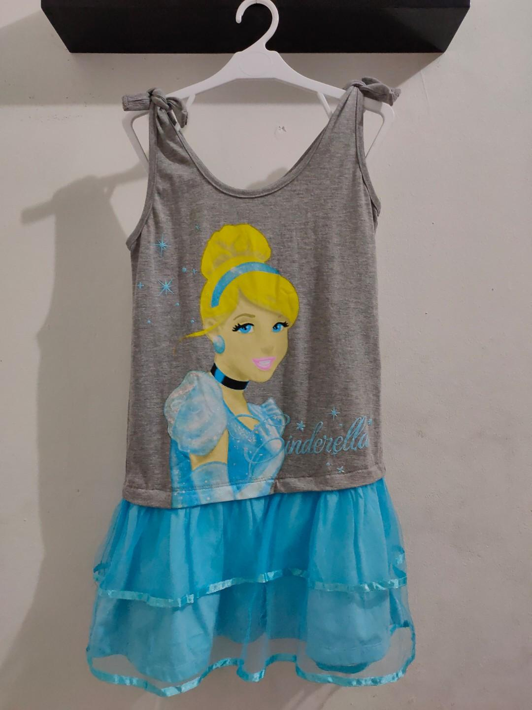 Dress Tutu Princess Cinderella