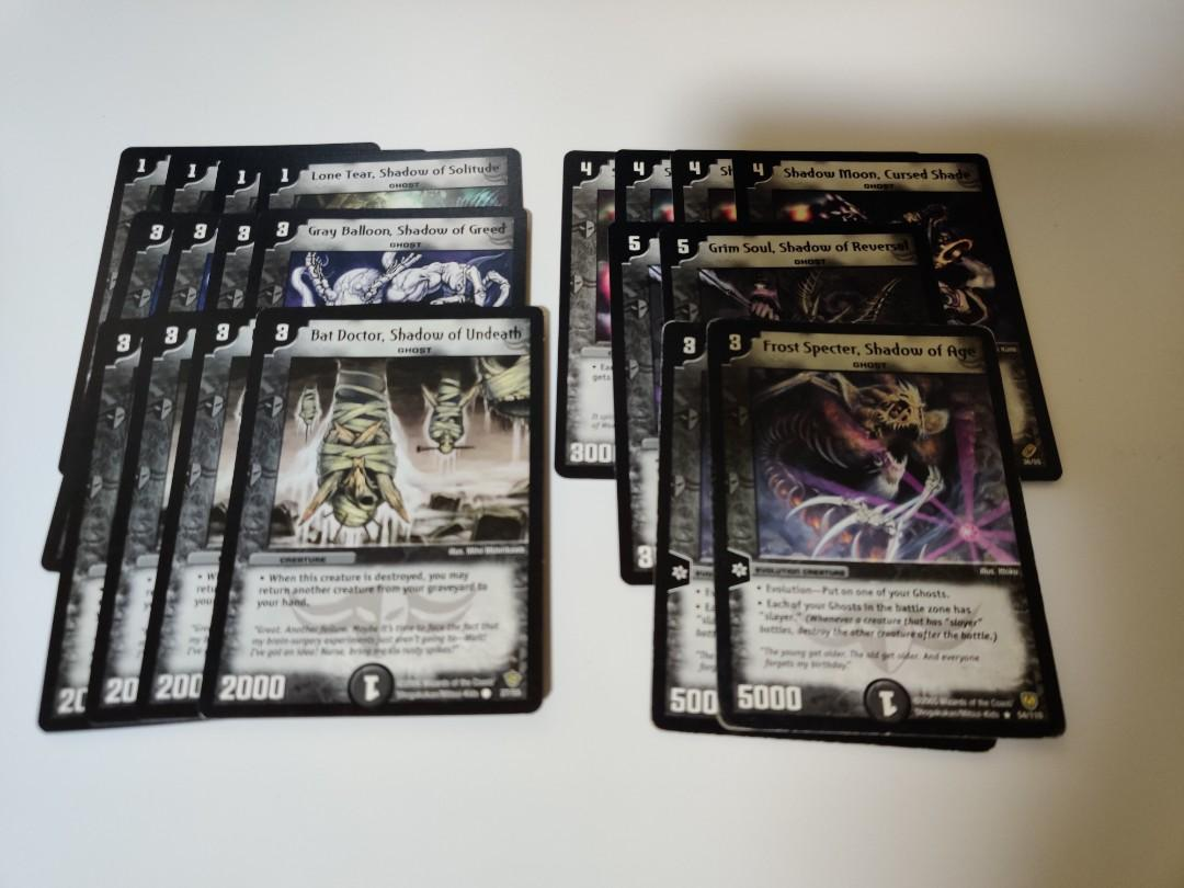 Duel Masters Ghosts