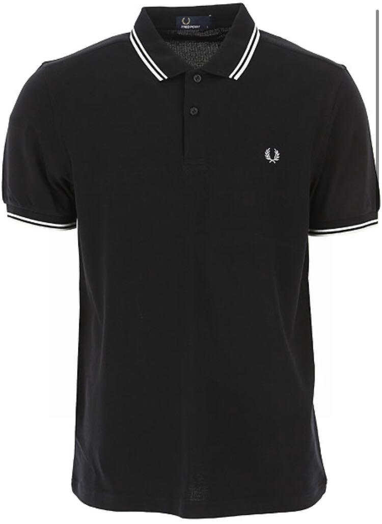 Fred perry twil polo tee