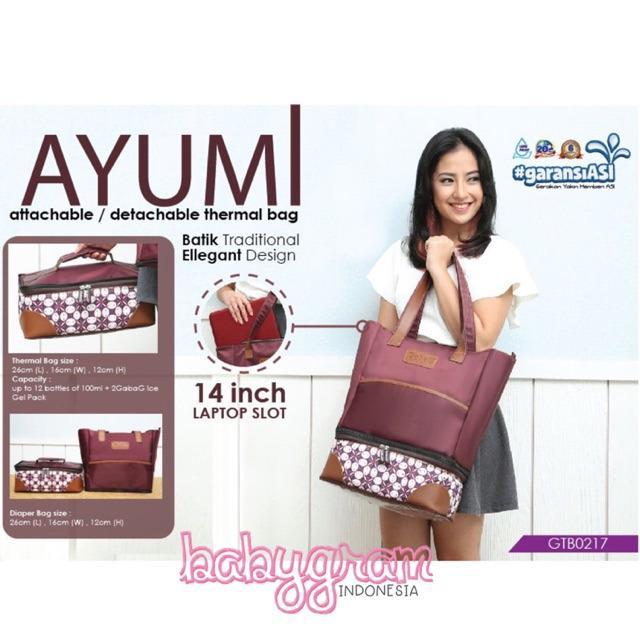 Gabag Coolerbag Ayumi / Cooler Bag Gabag Ayumi 2
