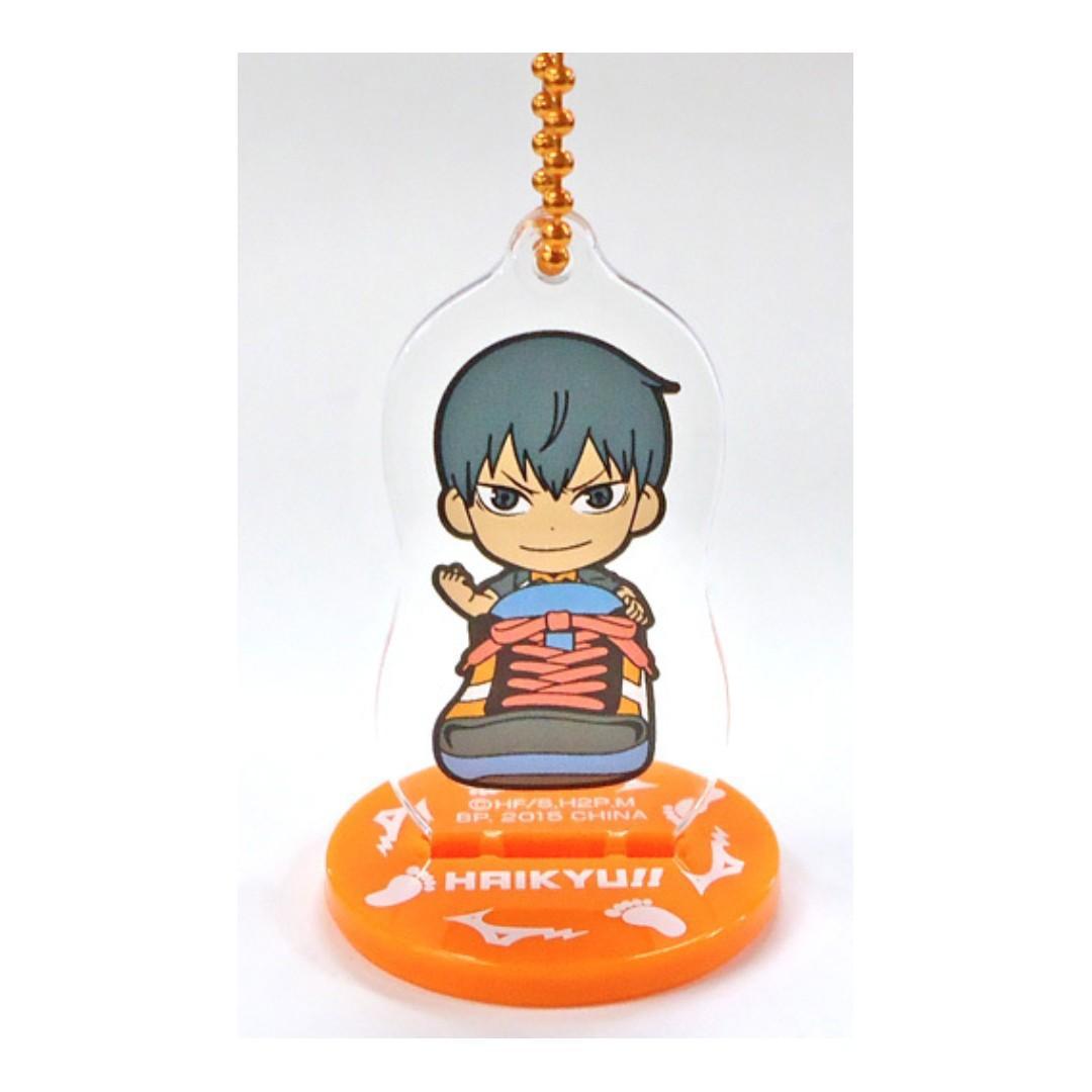 Haikyuu!! Second Season - Kageyama Tobio - Acrylic Keychain / Stand Keyholder