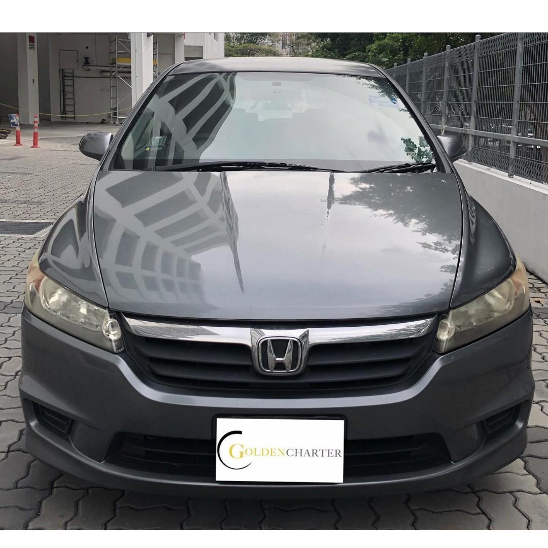 Honda Stream For PHV/Personal Rental! Weekly gojek rental rebate available.
