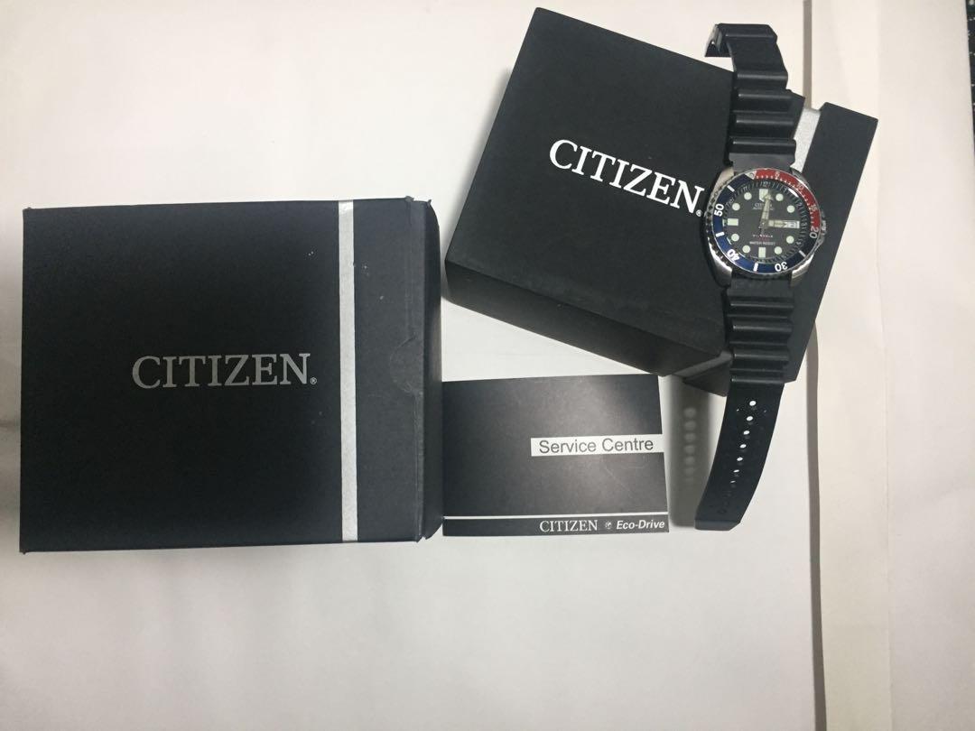Jam tangan CITIZEN Promaster Diver Automatic NY2300