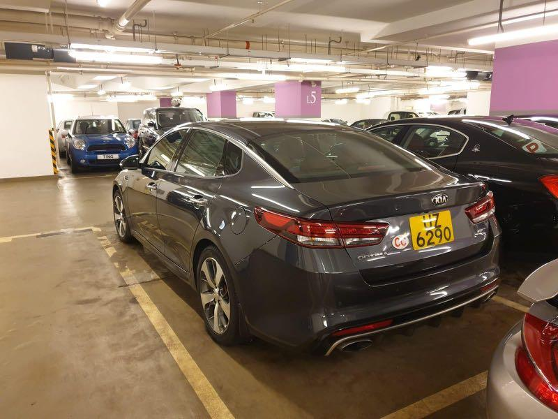 KIA Optima GT/ Direct Contact with the owner/ no agency