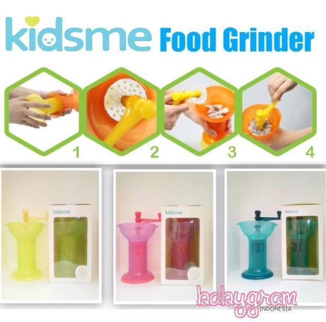 Kidsme Food Grinder Original / Food Grinder Kidsme Perlengkapan mpasi / Alat Giling 2