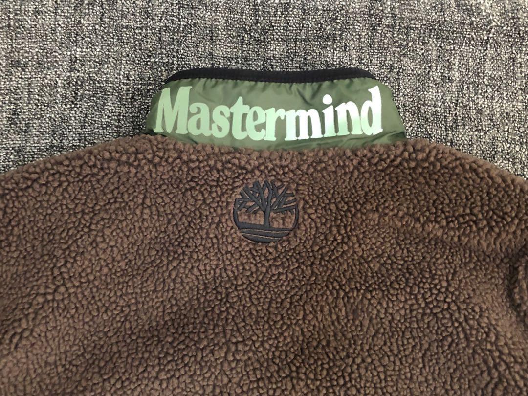 Mastermind World X Timberland Fleece Jacket