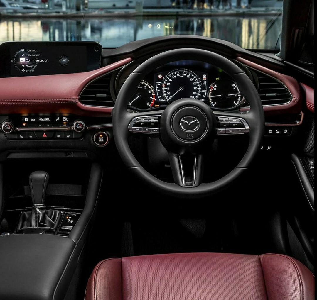 Mazda 3 Model Terbaru Tahun 2019 Free Service 3 Tahun (Authorized Dealer Resmi Mobil Mazda)