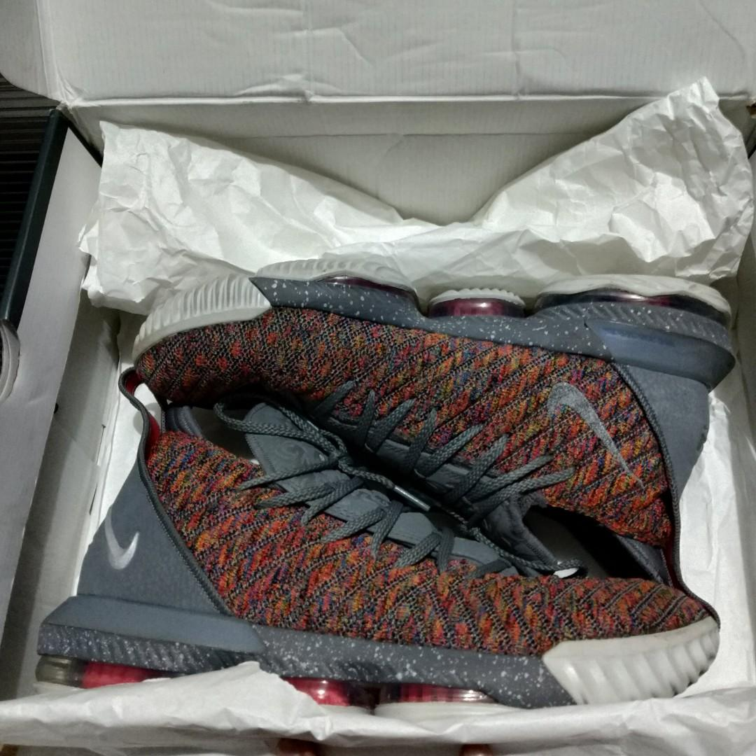 Nike Lebron XVI (16) Multicolor