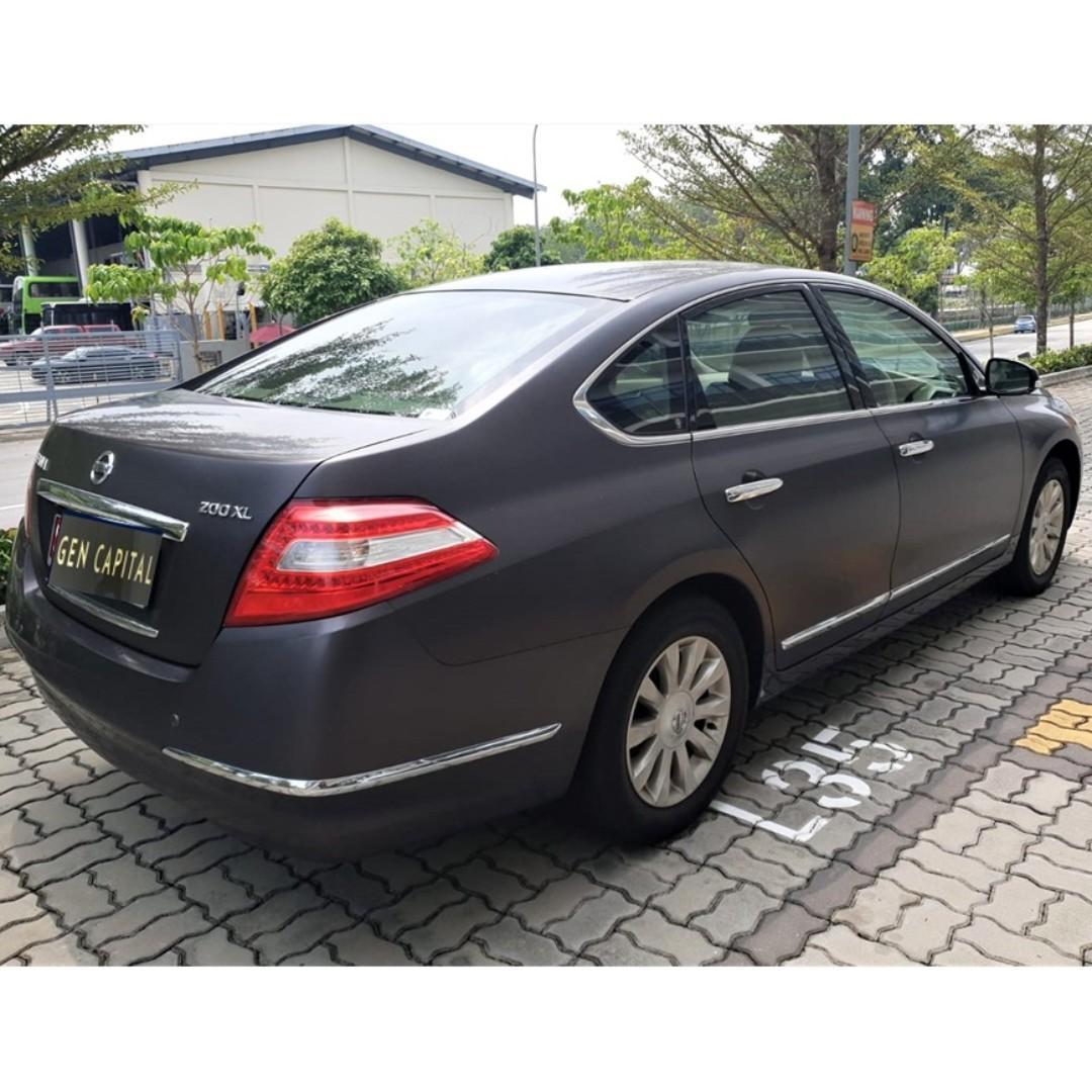 Nissan Teana - Immediately take ! $500 driveaway!!