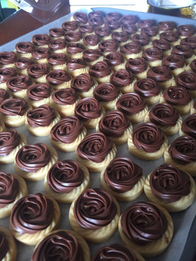 Nutella Tarts ♥️