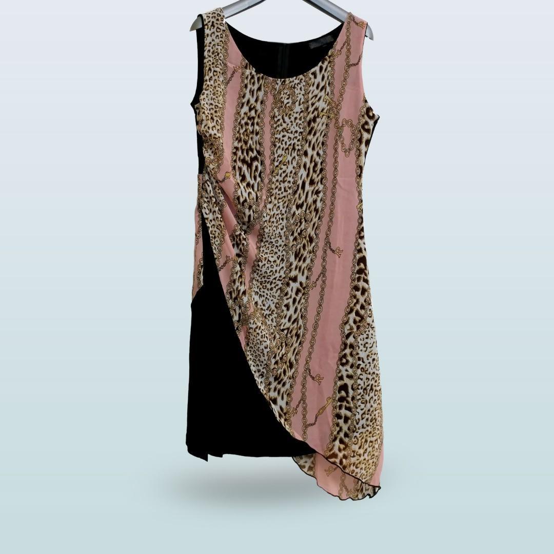 鬱金香連身裙OP1 🌷Tulip-Tiered Dress (全新韓國女裝🇰🇷New Korean Fashion)