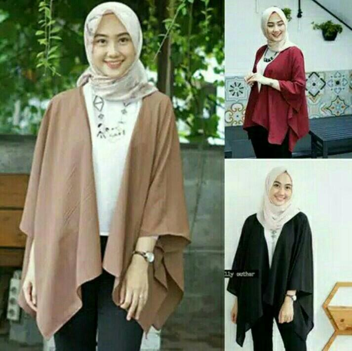 Outer Cardigan Batwing