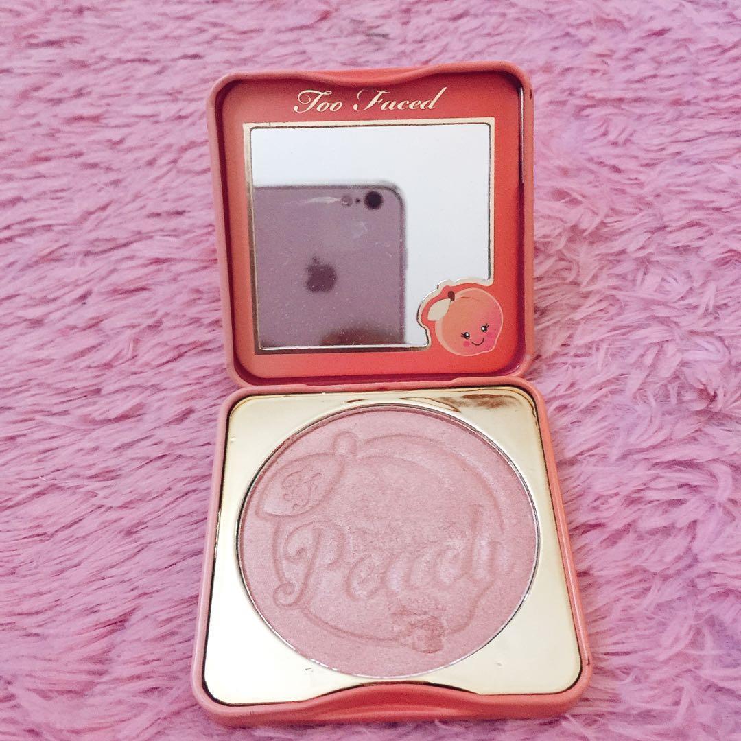 Peach Highlighter 🍑