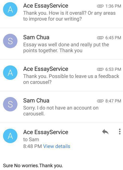 PowerPoint Slides 🖥💻                                                Essay Assignment
