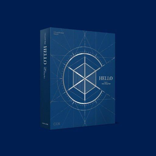 [Pre-Order] CIX - EP Album Vol.2 (HELLO Chapter 2. Hello, Strange Place)