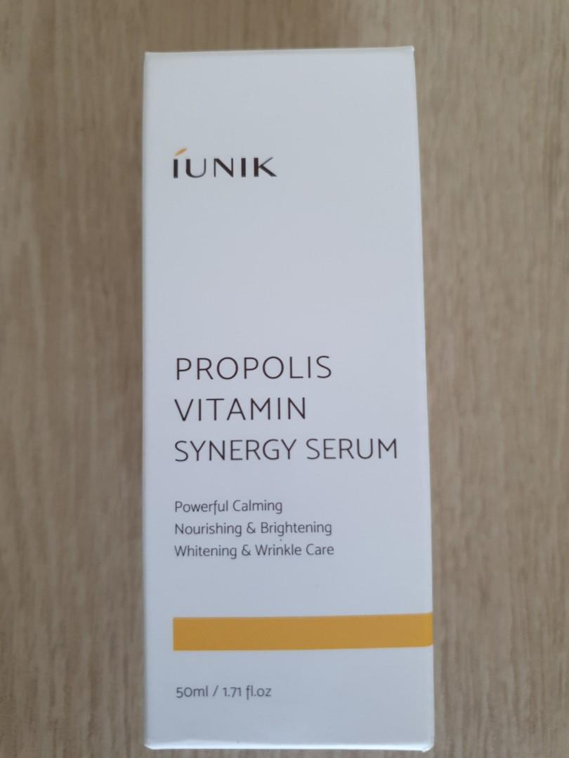 Propolis vitamin synergy serum