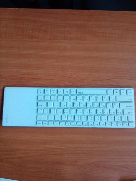 Rapoo Bluetooth Touch Keyboard E6700
