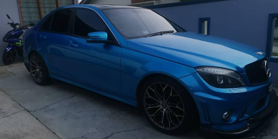 SEWA BELI>>Mercedes Benz C180 1.8 CGI Engine 2010/2015