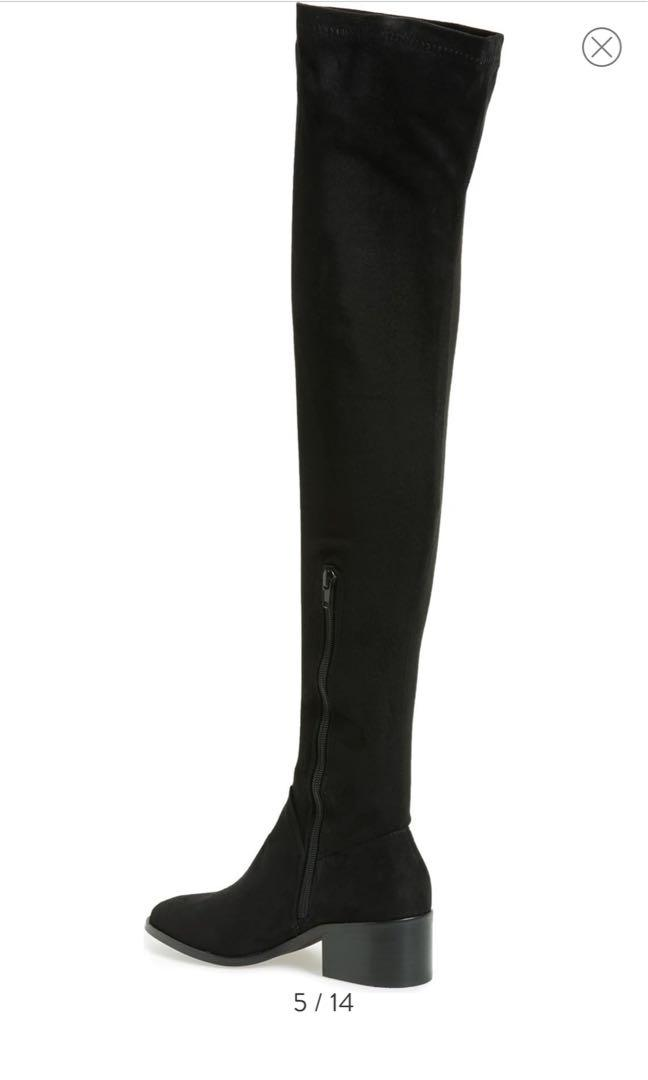 Steve Madden Gabriana Over-the-Knee Boot (Size 5.5)