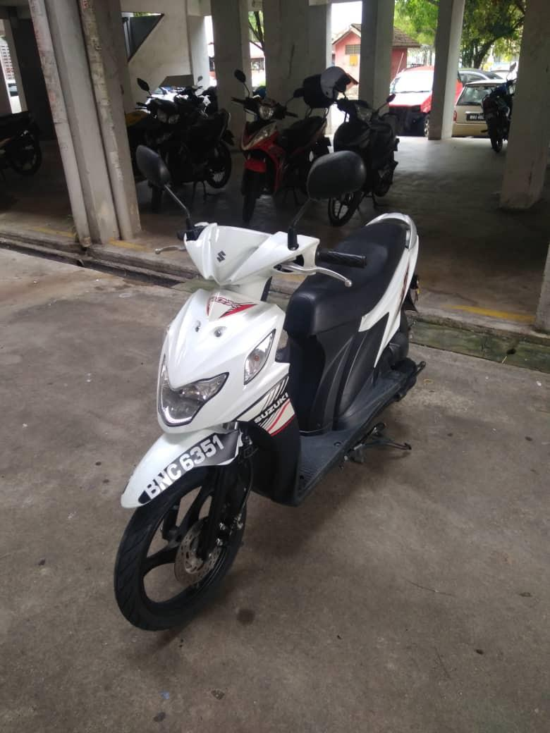 Suzuki Next